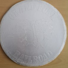 Discos de vinilo: GRAND FUNK RAILROAD - ORIGINAL ALEMANIA - VINILO LP. Lote 162584208