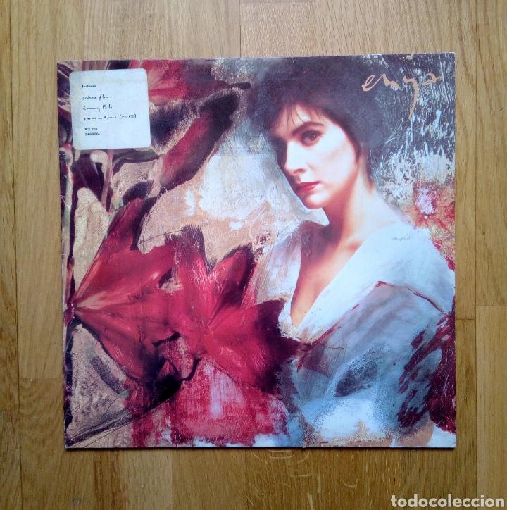 ENYA - WATERMARK, WEA, 1989. FRANCE. (Música - Discos - LP Vinilo - Étnicas y Músicas del Mundo)