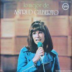 Discos de vinilo: DISCO ASTRUD GILBERTO. Lote 162607489