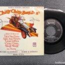 Discos de vinilo: CHITTY CHITTY BANG BANG. BANDA SONORA ORIGINAL. HISPAVOX (A.1969). Lote 162610392