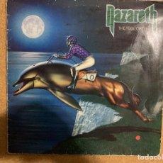 Discos de vinilo: NAZARETH – THE FOOL CIRCLE SELLO: VERTIGO ?– 6302 099 FORMATO: VINYL, LP, ALBUM PAÍS: FRANCE . Lote 162642530