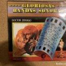 Discos de vinilo: MAURICE JARRE – DOCTOR ZHIVAGO ORIGINAL SOUNDTRACK ALBUM SELLO: MGM RECORDS – 23 54 161 LP. Lote 162644094