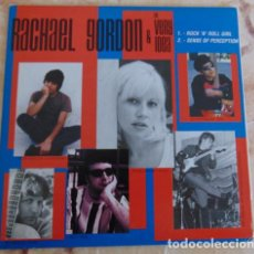 Discos de vinilo: RACHAEL GORDON & THE VERY IDEA - EP 1999. Lote 162671910