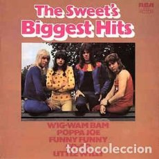 Discos de vinilo: THE SWEET - THE SWEET'S BIGGEST HITS (LP, COMP, LAM) LABEL:RCA VICTOR CAT#: SF 8316 . Lote 162671962
