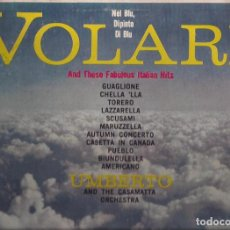 Discos de vinilo: LP UMBERTO AND THE CASAMATTA ORCH. VOLARE KAPP 1101 USA 196???. Lote 162690274