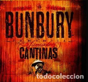 BUNBURY - LICENCIADO CANTINAS - DOBLE VINILO + CD - A ESTRENAR (Música - Discos - LP Vinilo - Grupos Españoles de los 90 a la actualidad)