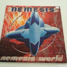Discos de vinilo: NEMESIS - NEMESIS WORLD. Lote 162716120