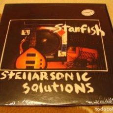 Discos de vinilo: STARFISH LP STELLAR SONIC SOLUTIONS TRANCE SYNDICATE ORIGINAL USA 1995 . Lote 162716910