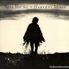 Discos de vinilo: NEIL YOUNG – HARVEST MOON. Lote 162768638