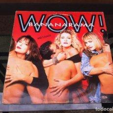 Vinyl-Schallplatten - MAXI SINGLE. BANANARAMA. WOW!. 1988, ESPAÑA. - 162775286