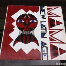 Vinyl-Schallplatten - MAXI SINGLE. NEW LATIN AGE. MAMA. ED. ITALY., FLYING RECORDS - 162780806
