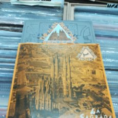 Discos de vinilo: THE ALAN PARSONS PROJECT SINGLE PROMOCIONAL LA SAGRADA FAMILIA ESPAÑA 1986. Lote 39170069