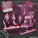 Discos de vinilo: STRAY CATS / YOU DON'T BELIEVE ME / WASN'T THAT GOOD (SINGLE 1981). Lote 162833482