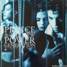 Discos de vinilo: DISCO PRINCE & THE NEW POWER GENERATION. Lote 162908561