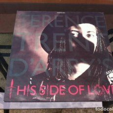 Discos de vinilo: MAXI SINGLE. TERENCE TRENT D'ARBY. THIS SIDE OF LOVE. 1989, ESPAÑA. Lote 162920034