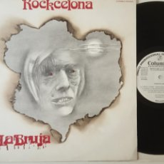 Discos de vinilo: ROCKCELONA LA BRUJA - 1ª EDICIÓN ESPAÑOLA 1979 - PROMOCIONAL- COMO NUEVO -IMPECABLE.. Lote 162922734