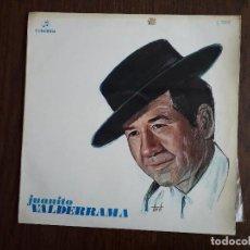 Discos de vinilo: DISCO VINILO LP JUANITO VALDERRAMA, COLUMBIA C 7022 AÑO 1969. Lote 162953226