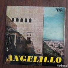 Discos de vinilo: DISCO VINILO LP ANGELILLO CON LA ORQUESTA ACROAMA, VIK 3030 AÑO 1967. Lote 162968246