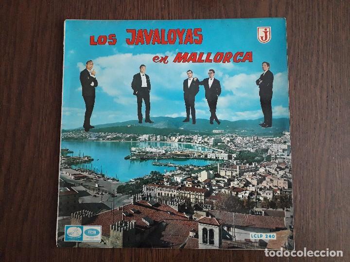 DISCO VINILO LP LOS JAVALOYAS EN MALLORCA, EMI LCLP 240 AÑO 1965 (Música - Discos - LP Vinilo - Grupos Españoles 50 y 60)
