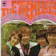 Discos de vinilo: SINGLE 1968 MADE IN SPAIN - THE TREMELOES - MY LITTLE LADY + ALL THE WORLD TO ME. Lote 162980654