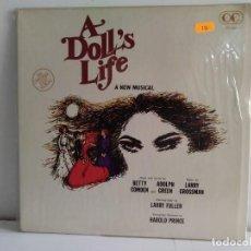Discos de vinilo: A DOLL'S LIFE. Lote 163000234