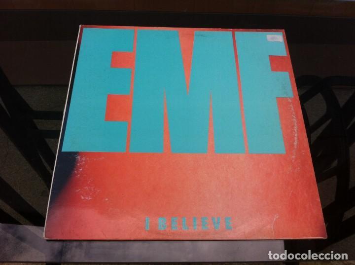 MAXI SINGLE. EMF. I BELIEVE. 1991, ESPAÑA. (Música - Discos - LP Vinilo - Otros estilos)