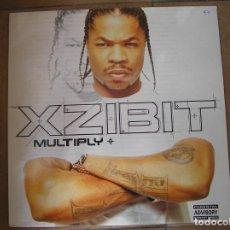 Discos de vinilo: XZIBIT – MULTIPLY - LOUD RECORDS 2002 - MAXI - PLS 571 - L -. Lote 163025242