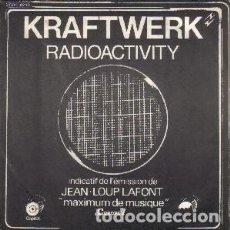 Discos de vinilo - Kraftwerk – Radioactivity Sello: Capitol Records – 2C.010-82119, Capitol Records – 2C 010-82.119 - 163028666