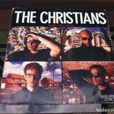 Vinyl-Schallplatten - MAXI SINGLE. THE CHRISTIANS. FORGOTTEN TOWN. 1987, GERMANY - 163032954