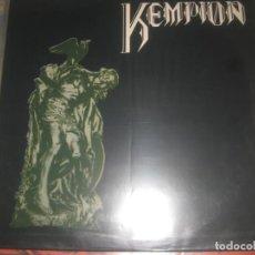 Discos de vinilo: KEMPION (BROADSIDE RECORDS-1977) OG ENGLAND EXCELENTE CONDICION. Lote 163057338