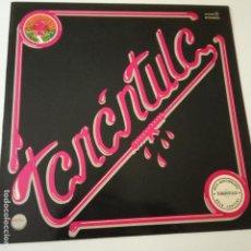 Discos de vinilo: TARANTULA- LP PROMOCIONAL 1978 + INSERT + HOJA PROMO RADIO- VINILO COMO NUEVO.. Lote 163060478