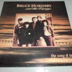 Discos de vinilo: LP 1986 - BRUCE HORNSBY. Lote 163075910