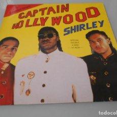 Discos de vinilo: MAXI SINGLE 1989 - CAPTAIN HOLLYWOD. Lote 163076530