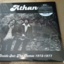 Discos de vinilo: ATHANOR - INSIDE OUT: THE DEMOS 1973 - 1977. LP VINILO PRECINTADO. Lote 163081874