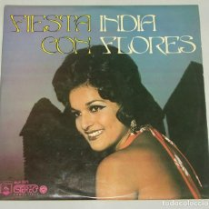 Discos de vinilo: FIESTA CON INDIA FLORES - DIRESA 1973. Lote 163082434