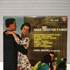 Discos de vinilo: SINGLE DE GENE DERSIN Y SU ORQUESTA AÑOS 60. Lote 163189774