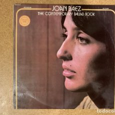Discos de vinilo: JOAN BAEZ ?– THE CONTEMPORARY BALLAD BOOK SELLO: VANGUARD ?– VSD 49/50 SERIE: VANGUARD TWOFER – FOR. Lote 163190254