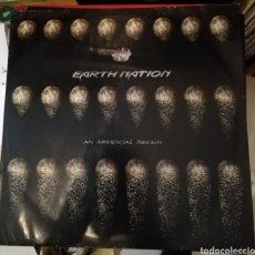 Disques de vinyle: EARTH NATION - AN ARTIFICIAL DREAM. Lote 163209762