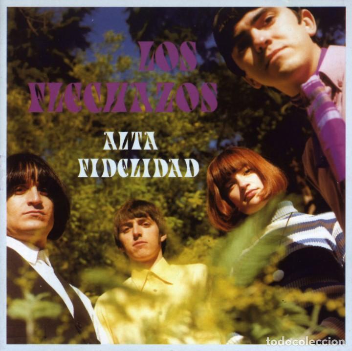 LOS FLECHAZOS - ALTA FIDELIDAD / VINILO + CD / REEDICIÓN 2016 / SIN ESTRENAR (Música - Discos - LP Vinilo - Pop - Rock Extranjero de los 90 a la actualidad)