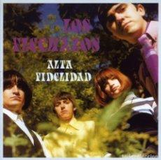 Discos de vinilo: LOS FLECHAZOS - ALTA FIDELIDAD / VINILO + CD / REEDICIÓN 2016 / SIN ESTRENAR . Lote 163322230