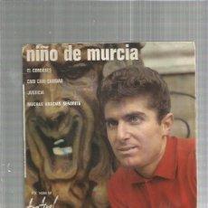 Discos de vinilo: NIÑO DE MURCIA EL CORDOBES. Lote 163322282