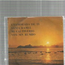 Discos de vinilo: PEDRO GONZALEZ ENAMORADA DE TI. Lote 163322554