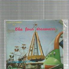 Discos de vinilo: FOUR DREAMERS VOYAGEUR. Lote 163335214