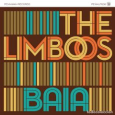 Discos de vinilo: LP THE LIMBOOS BAIA VINILO. Lote 163342838