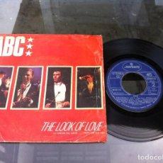 Discos de vinilo: SINGLE. ABC. THE LOOK OF LOVE. 1982. Lote 163354590