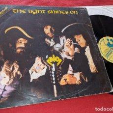 Discos de vinilo: ELO ELECTRIC LIGHT ORCHESTRA OLE ELO LP 1978 JET RECORDS SPAIN ESPAÑA. Lote 163357502