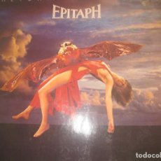 Discos de vinilo: EPITAPH / RETURN TO (1979-BRAIN) OG ALEMAN KRAUT ROCK. Lote 163359026