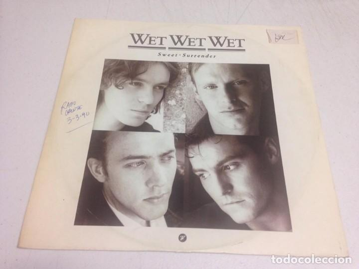 WET WET WET ‎– SWEET SURRENDER (Música - Discos de Vinilo - Maxi Singles - Pop - Rock - New Wave Extranjero de los 80)