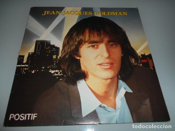 LP 1984 - JEAN-JACQUES GOLMAN - POSITIP (Música - Discos - LP Vinilo - Otros estilos)