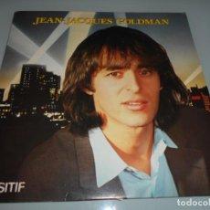 Discos de vinilo: LP 1984 - JEAN-JACQUES GOLMAN - POSITIP. Lote 163375598